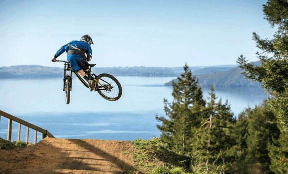 10 of the Best MTB spots in New Zealand