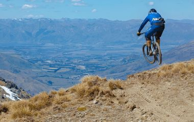 Featured Tour: South Island NZ Dirt Seeker MTB