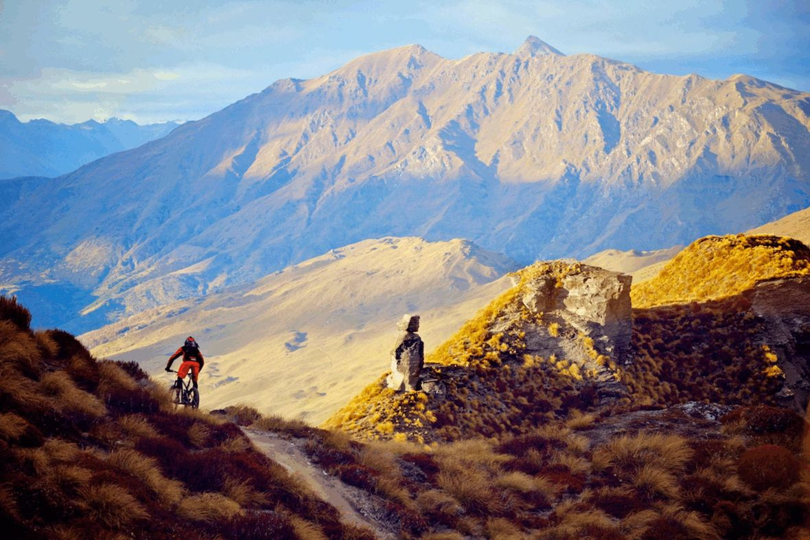Discover the MTB delights of the South Island