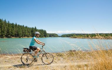 Best Multi Day Tours for the Casual Cyclist in New Zealand