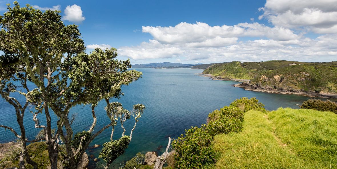 Bay of Islands, Russel, New Zealand
