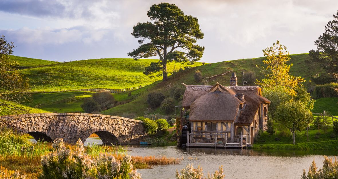 Hobbiton Village, New Zealand