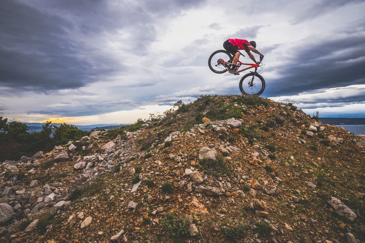 Croatia: a mountain bike adventure