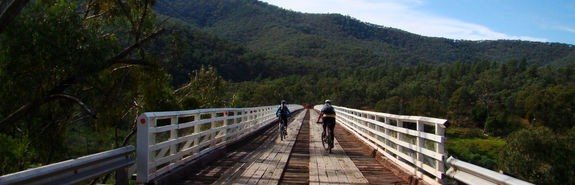 Best Rail Trail Bicycle Tours of Australia and New Zealand