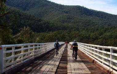 7 Best Rail Trail Bicycle Tours of Oceania
