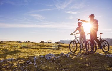 15 Romantic Bicycle Tour Getaways