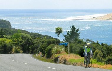 The Best Bicycle Tours of New Zealand: North Island