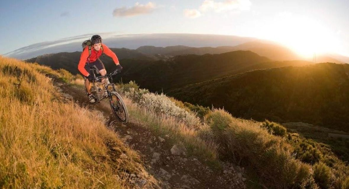 Trail hunter MTB tour New Zealad North Island
