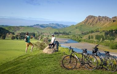 Featured Tour: 5 Day Easy Explorer bike tour of Hawke's Bay