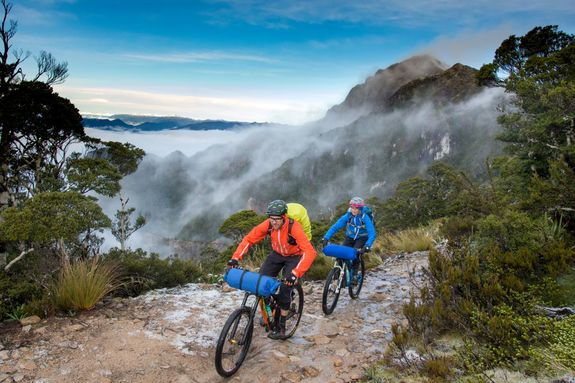 Featured Tour: 7 Day Heaphy & The Ghost MTB Tour