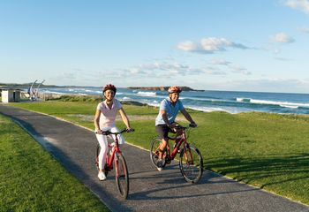 Cycling Tour NSW South Coast