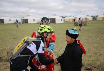 Gobi Desert Bike Tour