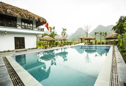 Tam Coc Fields Resort