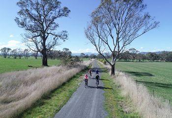 Tour de Great Victorian Rail Trail