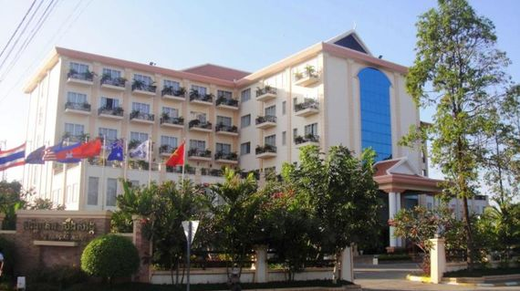Conveniently located hotel in Battambang