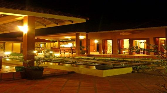 Eco-friendly resort located in the foothills of the Cardamom Mountains