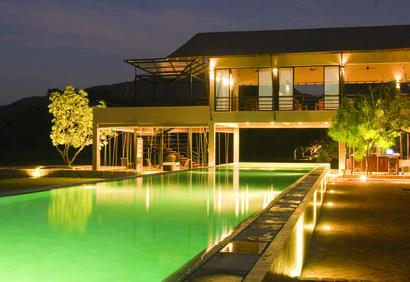 Thilanka Spa and Resort