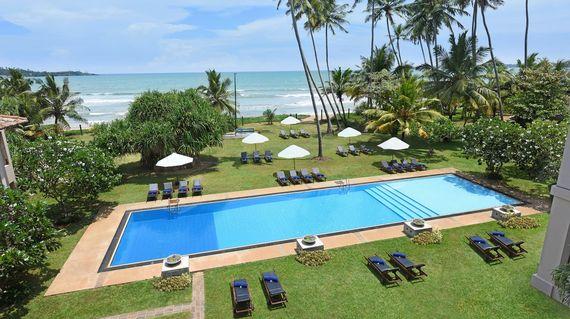 A 4-star tropical beach escape