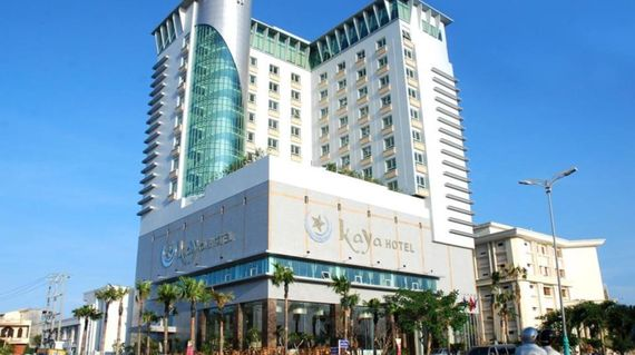 A modern hotel in the heart of downtown Tuy Hoa