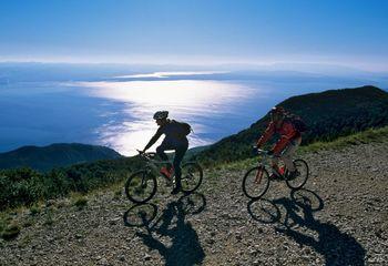 Cycling Through Unexplored Istria
