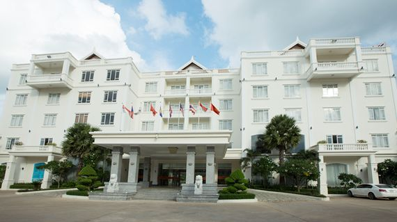 3-star hotel with friendly service