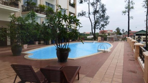 Relaxed hotel near the city center and attractions