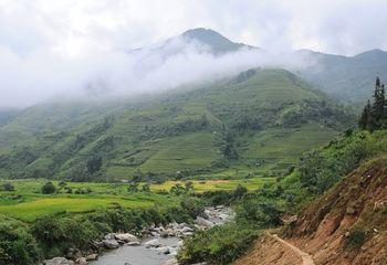 Mountain Biking Vietnam's Northwest Mountains (6 Days)