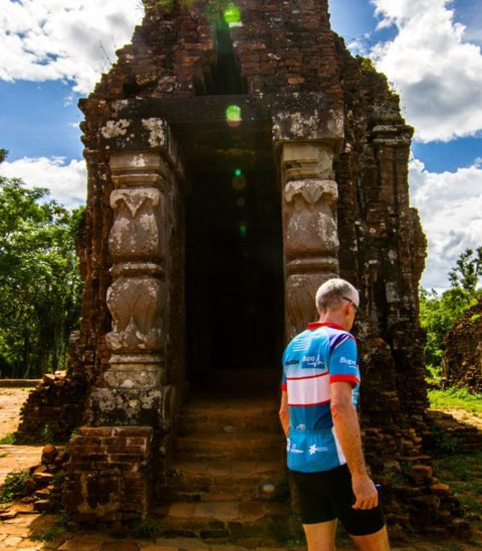 Visit historical monuments that stand as reminders of Vietnam's colorful past.