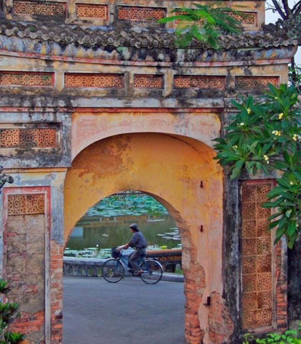 Get a glimpse of Vietnam's history on this tour