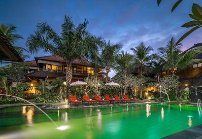 Bliss Ubud Spa Resort