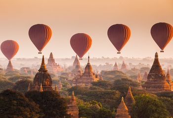 Magical Myanmar for Families