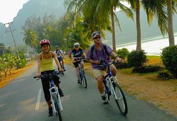 A Biking Odyssey From North to South Thailand
