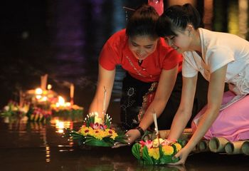 A Joyful Quest: Adventure to Chiang Mai for Loy Kratong