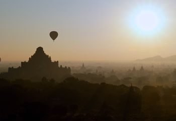 Inle, The Shan Hills and Bagan