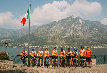 Il Lombardia Pro Race + Gran Fondo