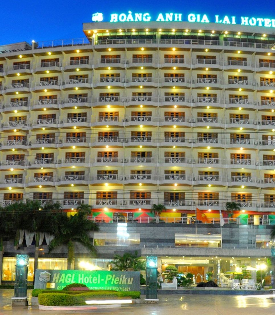 The most high-end accommodation in Pleiku with inviting rooms.