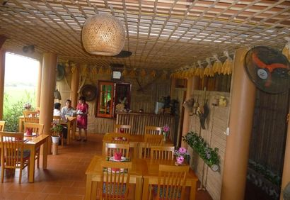 Mai Chau Valley View Hotel Restaurant