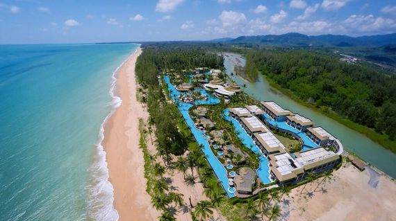 Comfortably poised on the sands of Khuk Khak Beach, The Haven is a modern sanctuary offering exotic vistas, exceptional facilities and Thai hospitality
