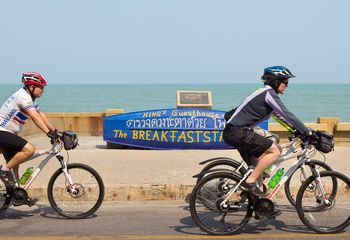 Cycling Around the Gulf of Thailand to Phuket