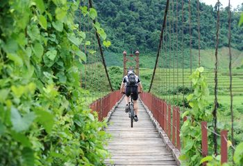 Mountain Biking Vietnam's Northwest Mountains (10 Days)
