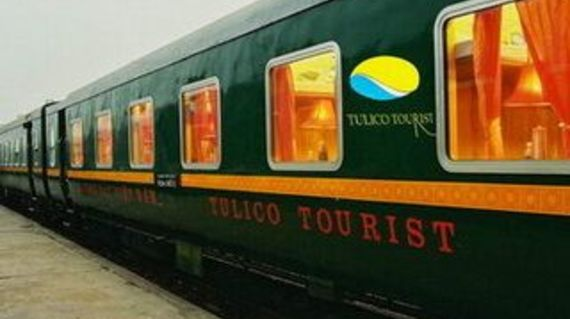 Start your adventure off on the overnight train, a very civilized affair, and arrive rested and ready for the rest of your holiday
