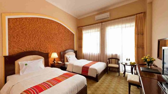 A spotless and modern hotel in Pan Linh with many facilities on offer and well-equipped rooms that will leave you feeling rejuvenated and ready for the new day