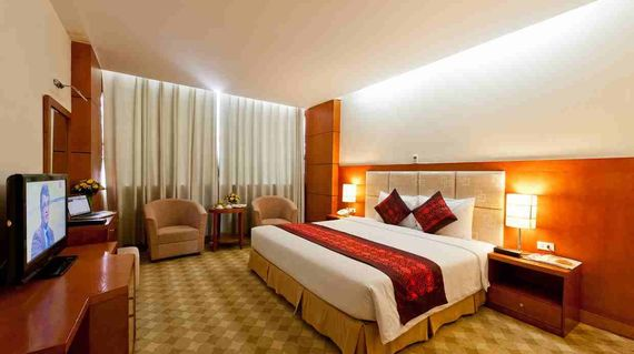 Close to Dien Bien Market and offering clean and friendly accommodation, the hotel will be your base for a few nights