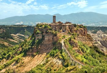 Italy Bike Tours: Tuscany, Lazio and Umbria