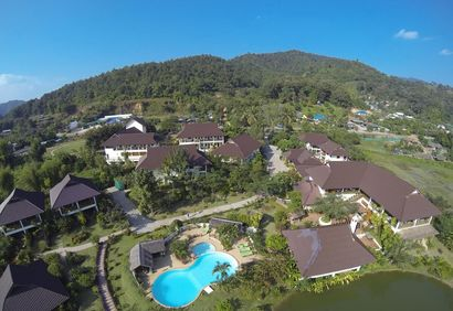 Maekok River Village Resort
