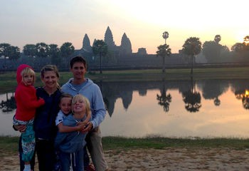 Discover Cambodia for Families - Classic