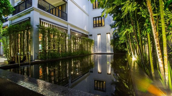 Peacefully located on the banks of the Mae Ping River in Chiang Mai, this elegant hotel will be your home at the start and end of the tour
