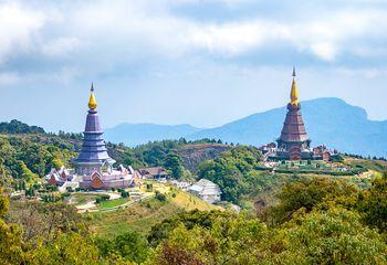 Mae Hong Son Hills