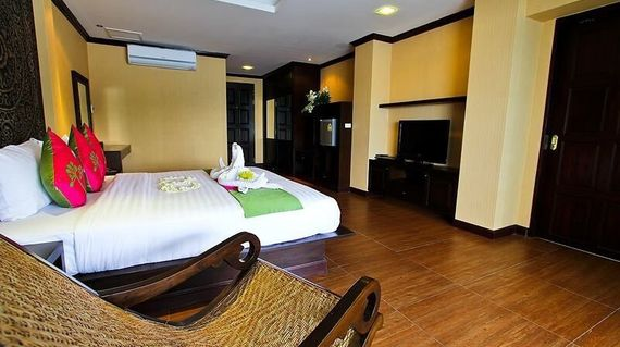 This beautiful boutique resort is situated on Nai Plao Beach and offers ocean views, friendly service and comfy rooms