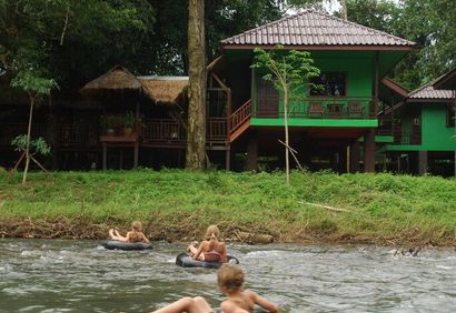 Khaosok River Lodge